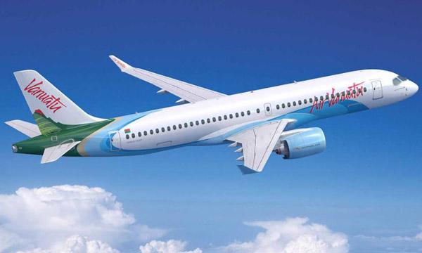 Quatre avions commandés par Air Vanuatu — Bombardier/Airbus