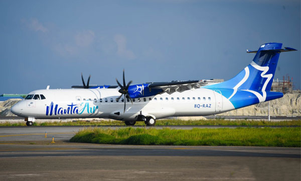 Manta Air lance ses opérations