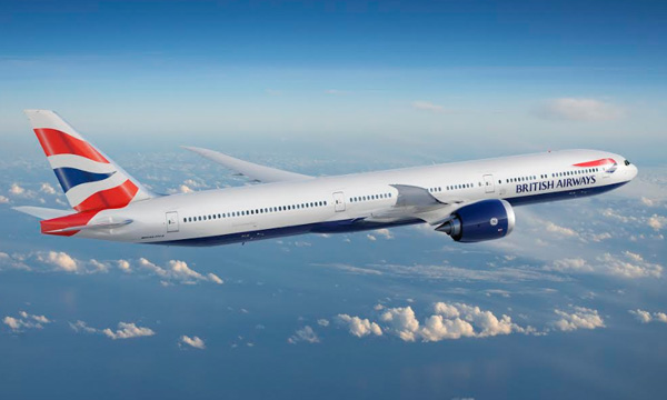 British Airways s'engage sur 42 Boeing 777X