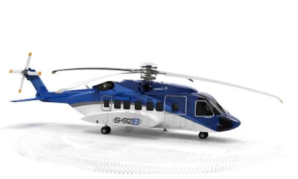 Sikorsky lance les S-92A+ et S-92B à Heli-Expo 2019