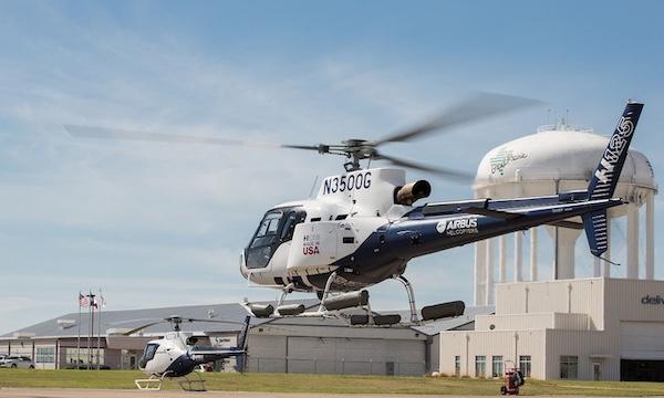 Airbus Helicopters étend son offre CFRS sur les Ecureuil à Heli-Expo 2019