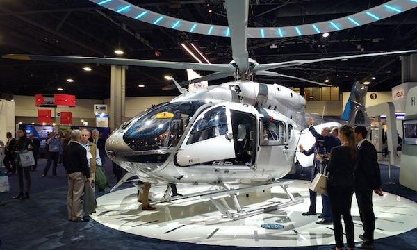 Heli-Expo 2019 : Airbus Helicopters passe la cinquième sur le H145