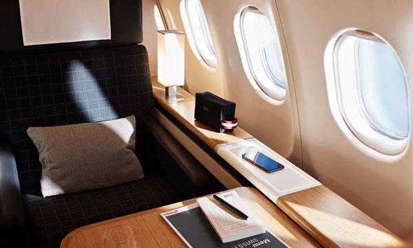 Swiss met en service son premier Airbus A340 rénové