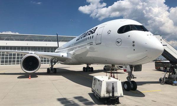 Lufthansa commande 40 Airbus A350 et Boeing 787 et prévoit le retrait de six A380