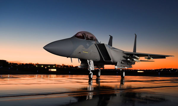Moins de F-35, mais des F-15EX pour l'US Air Force