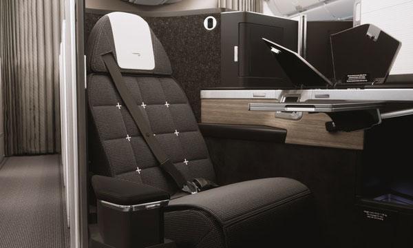 British Airways dévoile sa nouvelle Business, lancée par l'Airbus A350-1000