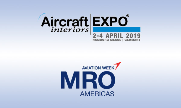 A strong presence from Le Journal de l'Aviation once again at Aircraft Interiors and MRO Americas