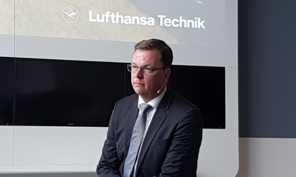 Lufthansa Technik presents its results and launches the Aviation DataHub