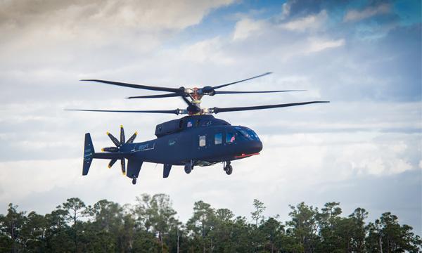Décollage réussi pour le Defiant de Boeing et Sikorsky