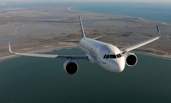 La Chine s'engage sur 300 Airbus