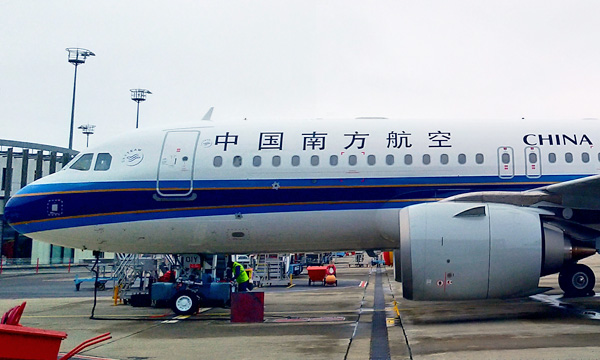 Une future commande d'Airbus à la mesure de la Chine