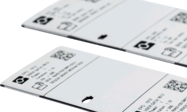 Brady Corporation presents its RFID labels at Aircraft Interiors