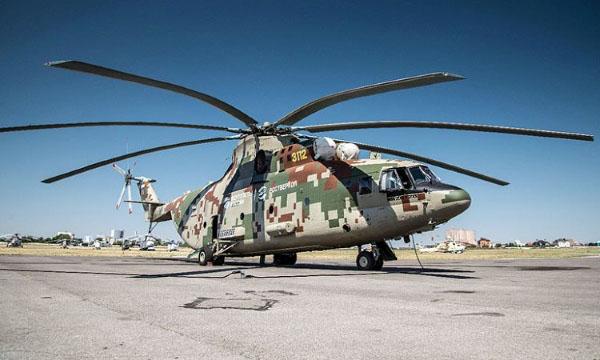 Mi-26T2V : Russian Helicopters emmène son géant vers une nouvelle évolution
