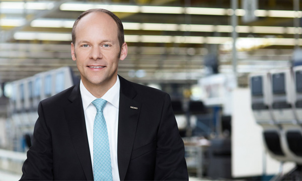 Interview with Mark Hiller, CEO of Recaro Aircraft Seating