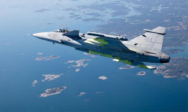 Le Brésil et la Suède exposent leur partenariat sur le Gripen E