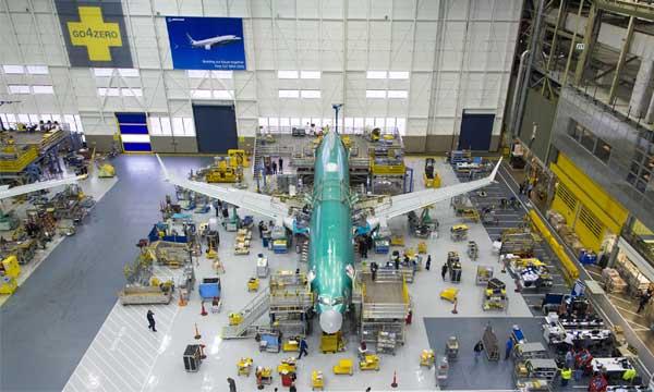 Boeing forcé de sabrer la production de son 737 MAX