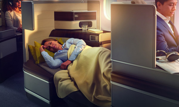Comment améliorer le sommeil en avion ?