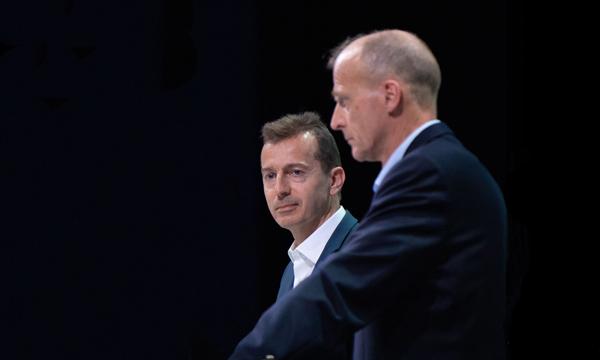 Le lourd héritage de Tom Enders à la tête d'Airbus