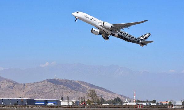 L'Allemagne s'équipe de trois A350