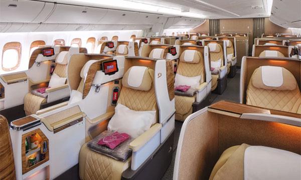 Emirates achève la reconfiguration de ses Boeing 777-200LR