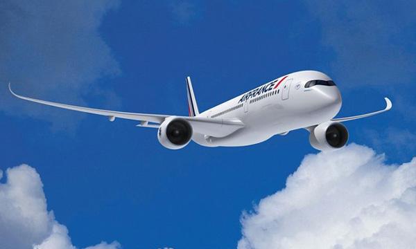 Air France mettra son Airbus A350 sur Bamako et Abidjan