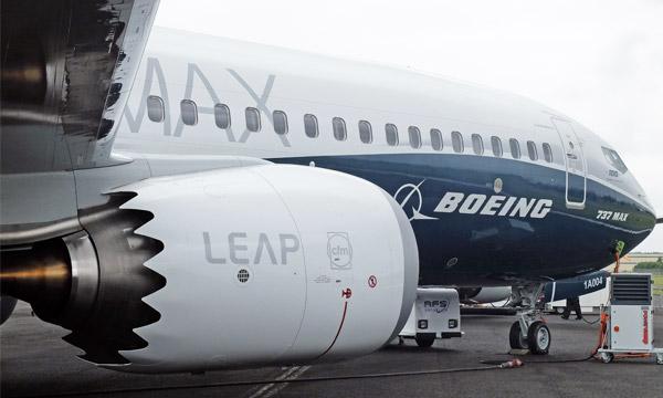 Le patron de Boeing espère toujours que le 737 MAX revolera cette année