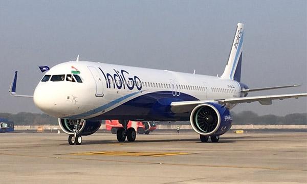 La compagnie IndiGo annonce une future commande importante d'Airbus