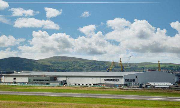 Nouveaux largages pour Bombardier