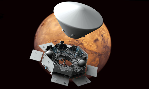 La course vers Mars entre les nations spatiales s'intensifiera en 2020