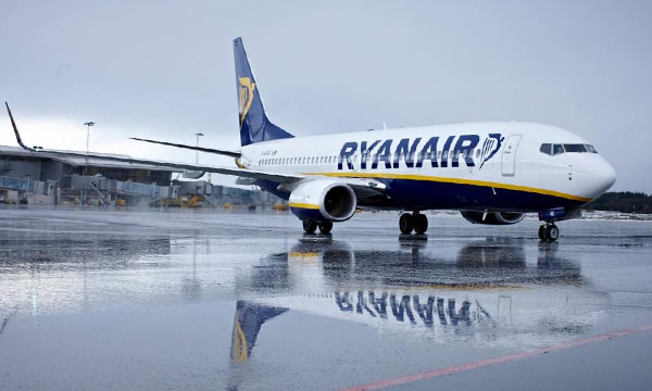 Ryanair s'attend à deux ans difficiles pour les bénéfices des compagnies européennes