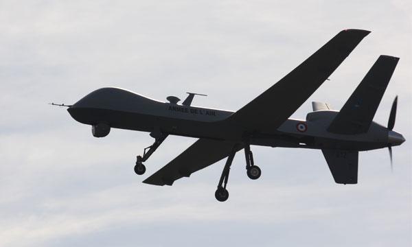 Les Reaper armés dès fin 2019 à Niamey