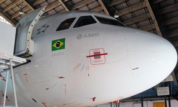 Avianca Brasil clouée au sol