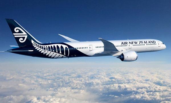 Air New Zealand devient cliente du Boeing 787-10