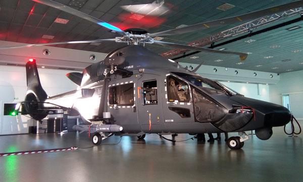 Un hélicoptère pour les faire voler tous