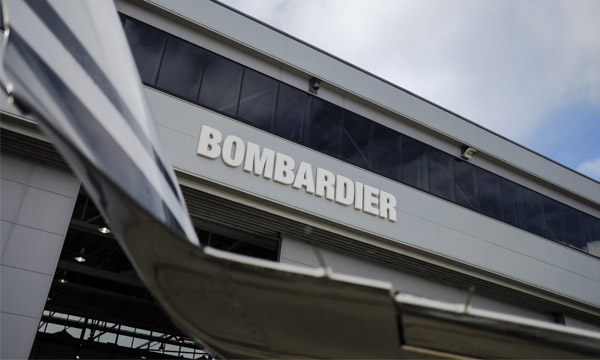 Bombardier strengthens in London with F/LIST