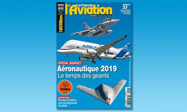 Le Fana de l'Aviation revient sur les 50 ans d'Airbus dans son dernier hors-série