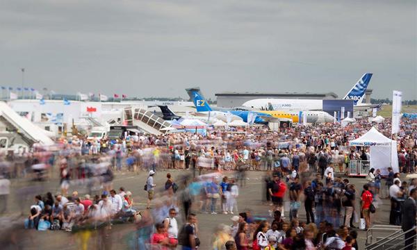 Le plus grand salon aéronautique mondial tiendra encore une fois ses promesses