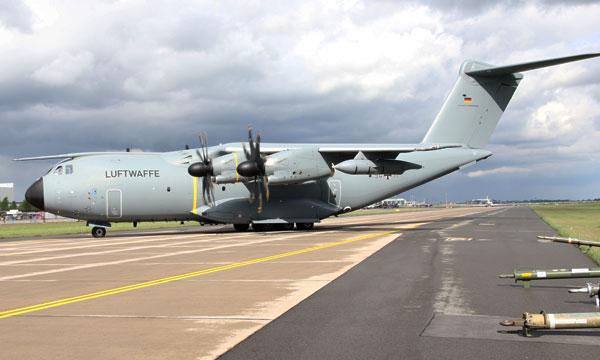 L'avenant au contrat du programme A400M se précise