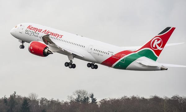 Sebastian Mikosz quitte les commandes de Kenya Airways satisfait des efforts réalisés