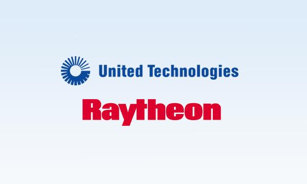 UTC et Raytheon en route pour une nouvelle fusion géante dans l'aéronautique