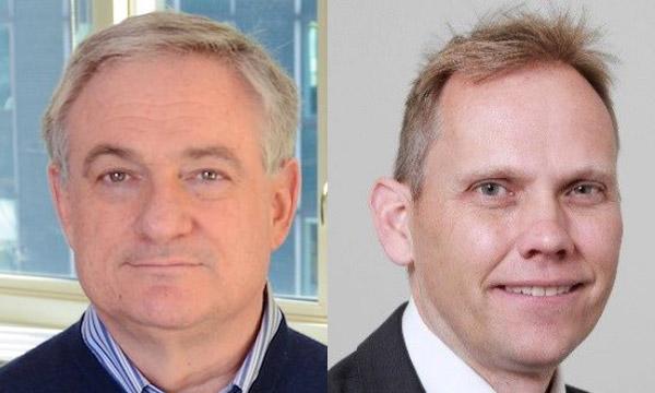Bourget 2019 : Trois questions à Jared Harckham et Martin Harrison d'ICF