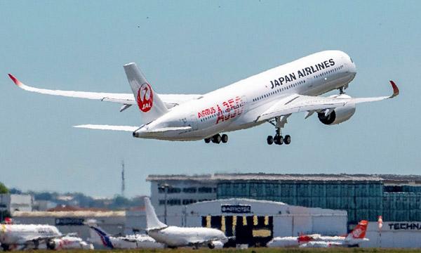 Avec l'A350 de JAL et l'A380 d'ANA, Airbus s'impose au Japon
