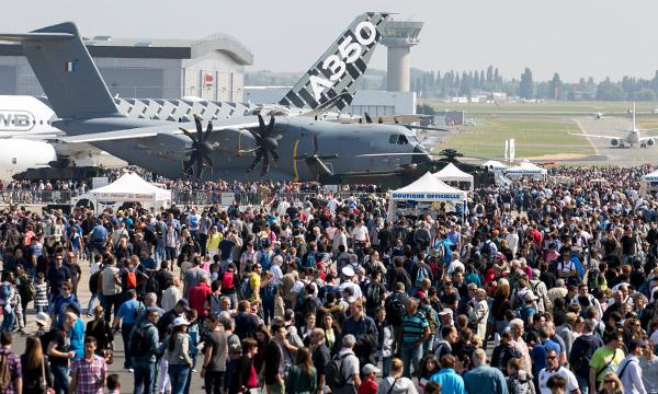 Bourget 2019 : Les aéronefs militaires sur terre et dans les airs