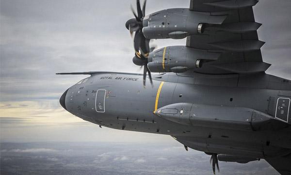 Signature finalisée pour l'avenant au contrat A400M