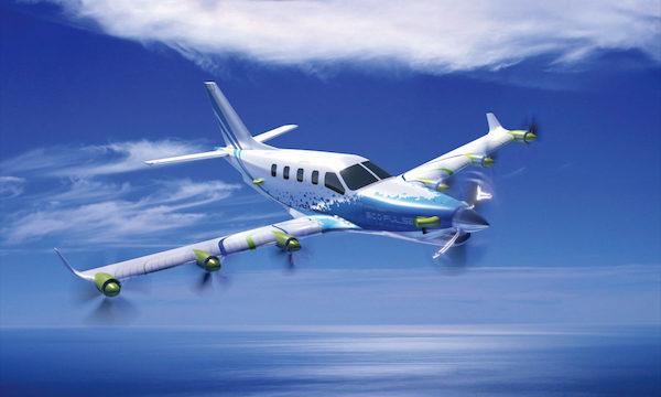 Bourget 2019 : Airbus, Daher et Safran s'allient pour faire voler EcoPulse