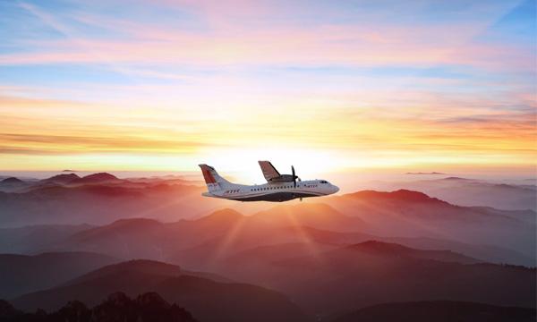 Bourget 2019 : L'ATR 42-600S décolle enfin avec son premier client