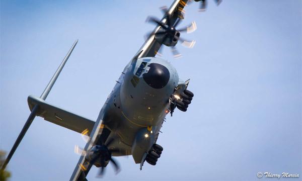 L'A400M Tactical Display: une démonstration de haut vol
