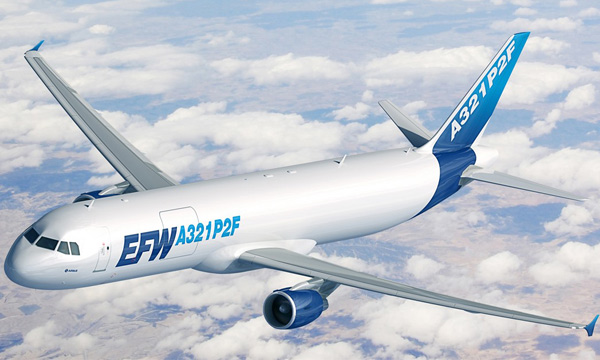 ST Engineering's A321 freighter conversion programme gains a new customer