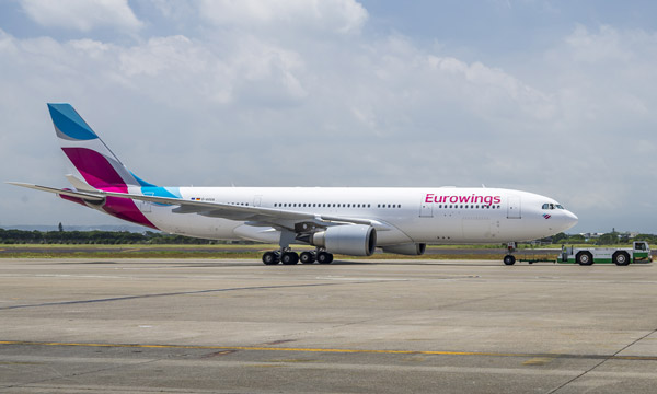 Grosse restructuration chez Eurowings : Lufthansa abandonne le low-cost long-courrier