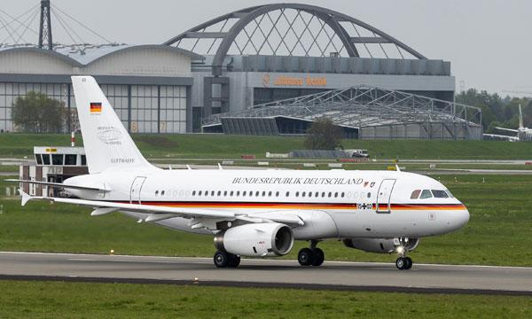 L'Allemagne re-décolle en ACJ319 dans le cadre du « Ciel ouvert »